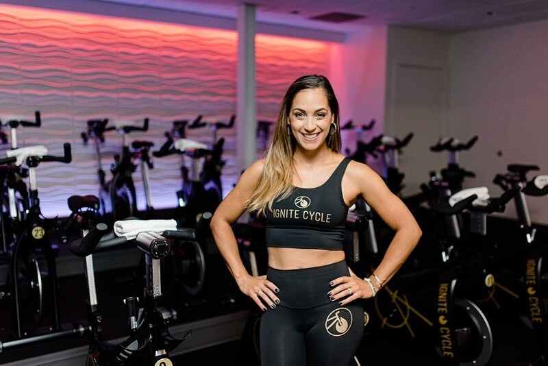 The Woman Behind Birmingham's First Cycle Studio