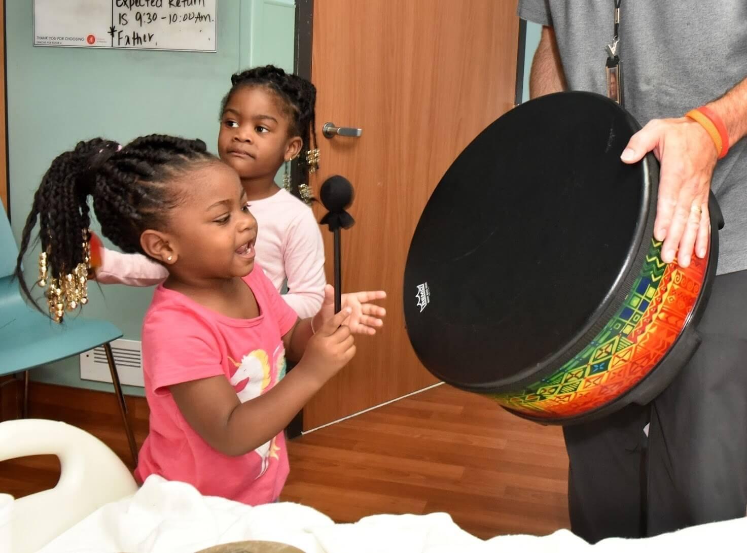 Children's of Alabama's Innovative Program That Helps Patients De-stress