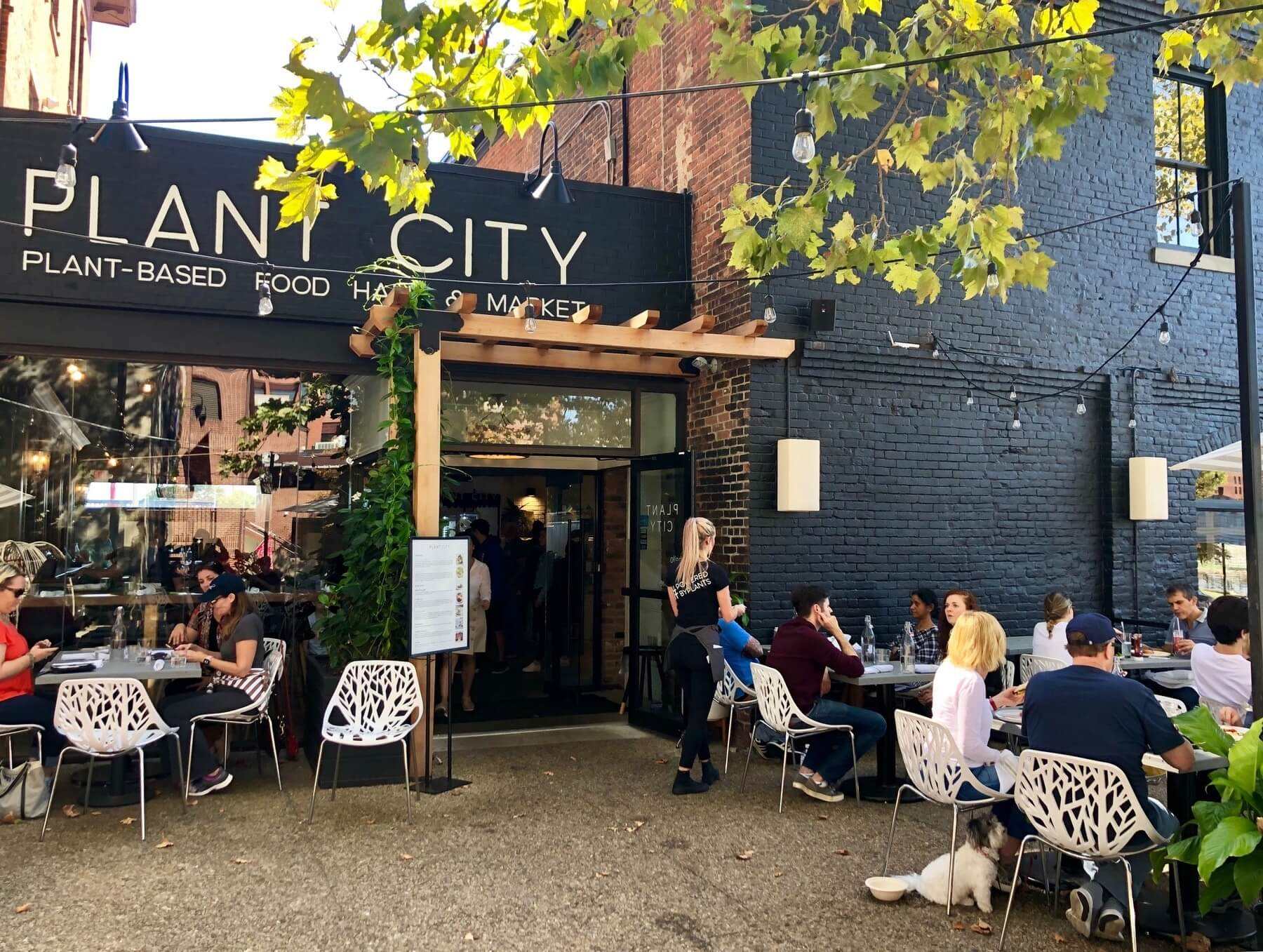 Plant City — Providence, Rhode Island