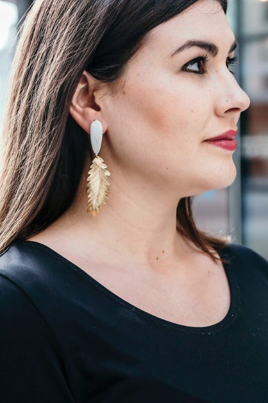 James Earrings - fall 2019 accessories