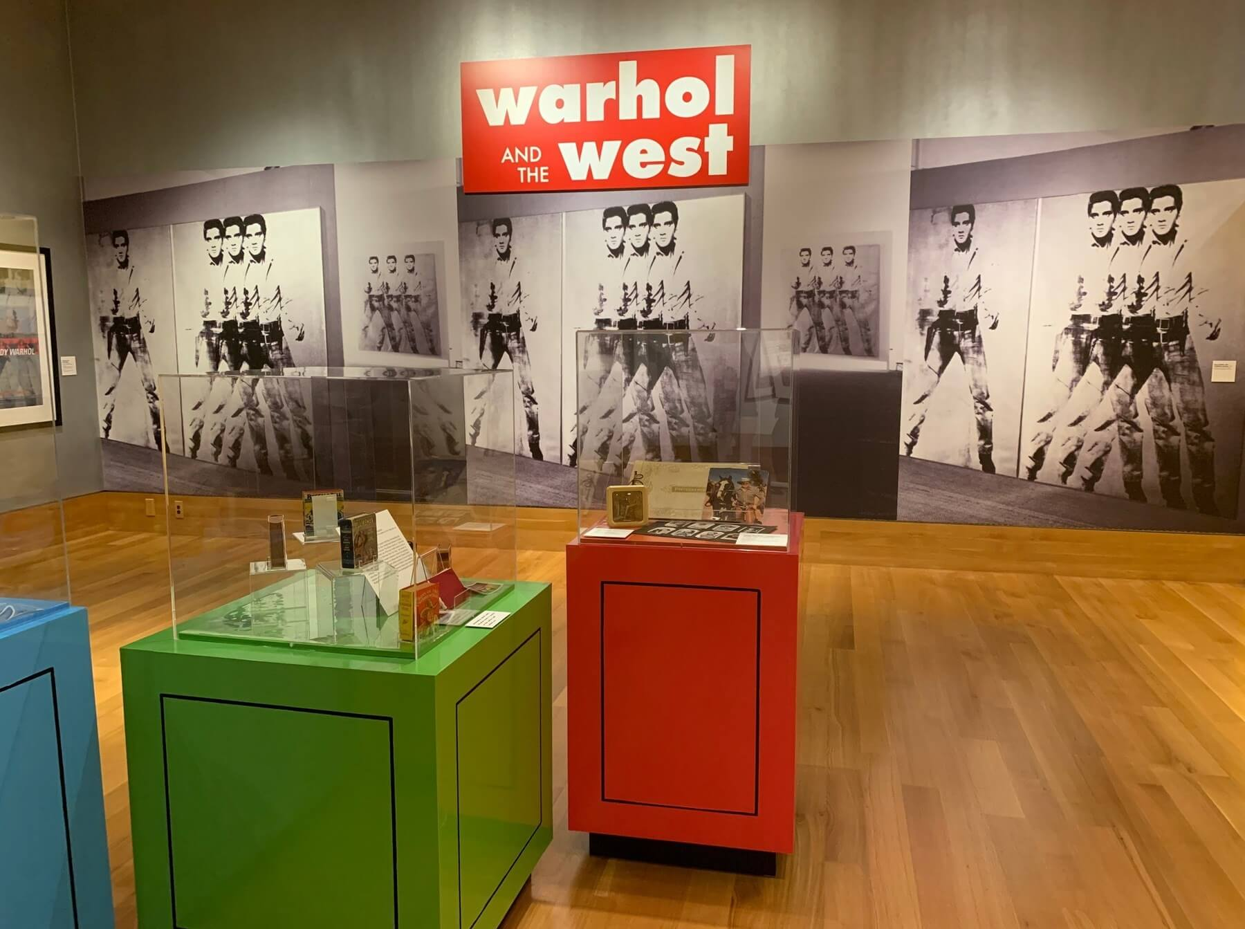 Warhol and the West- Cartersville, GA