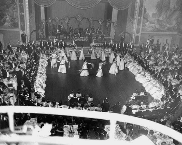 Debutantes- Waldorf Astoria in New York City