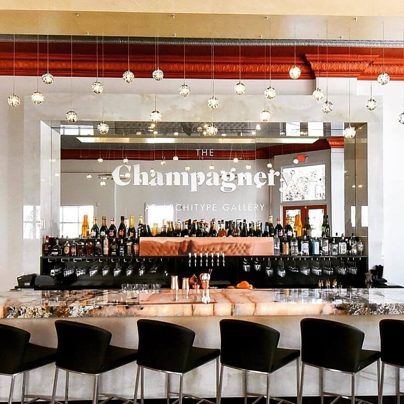 The Champagnery Louisville