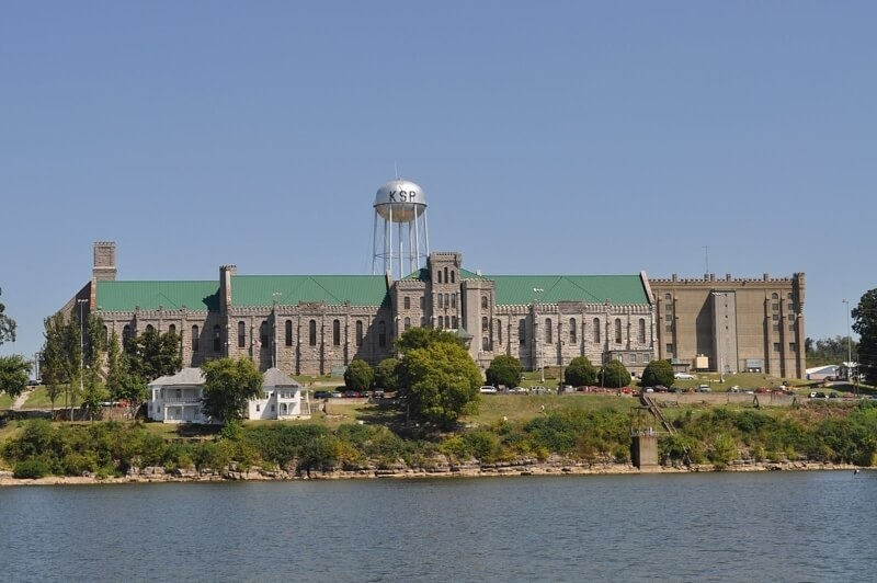 The Kentucky State Penitentiary is haunted