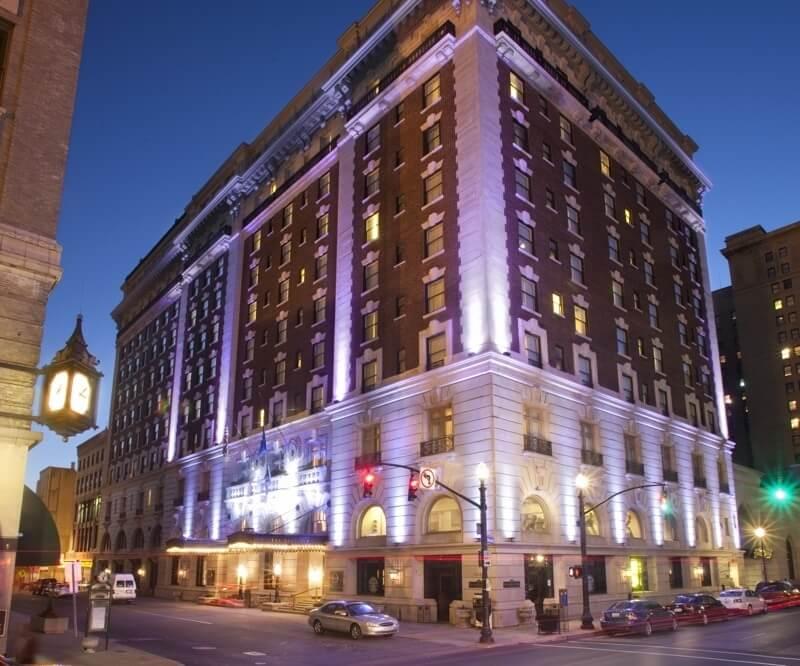 Seelbach Hotel Kentucky