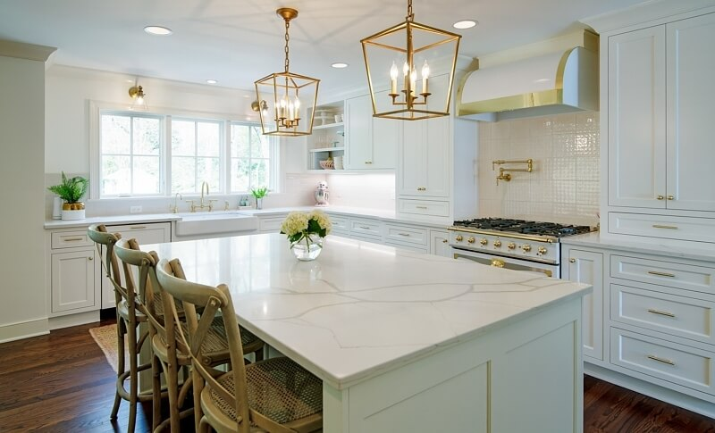 kitchen design after renovation- renovation tips
