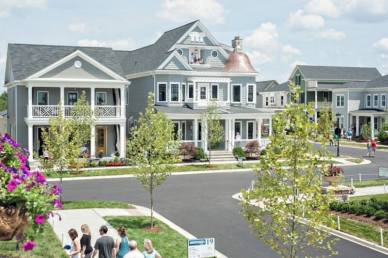 Convenience and Livability Combine at Norton Commons