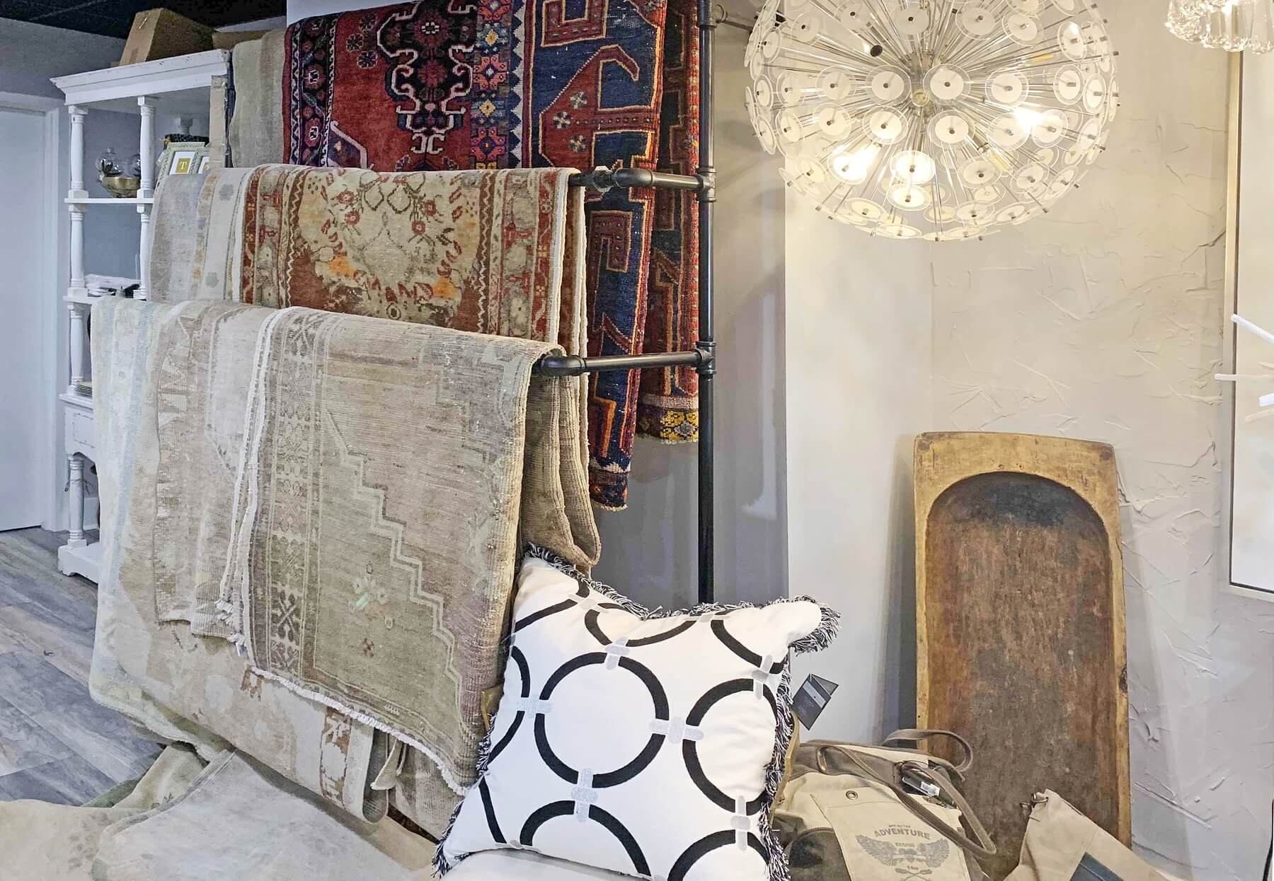 Turkish Rugs- Cotton Row Uniques