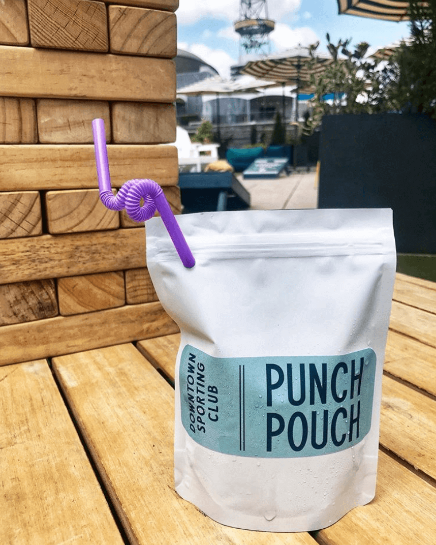 Sippable Punch Pouch- delicious cocktails
