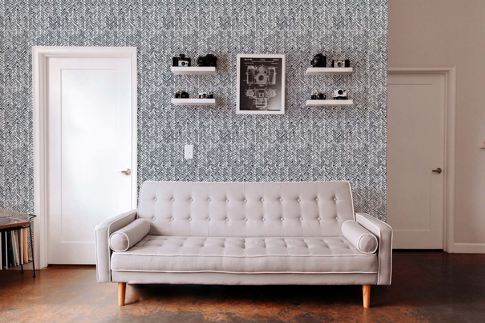 Dwell and Good wallpaper