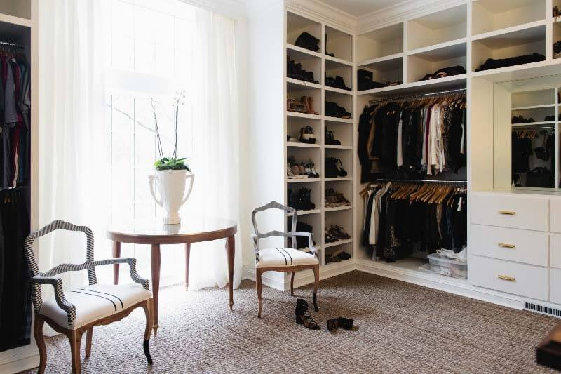 5 Beautiful Closets You Need to See