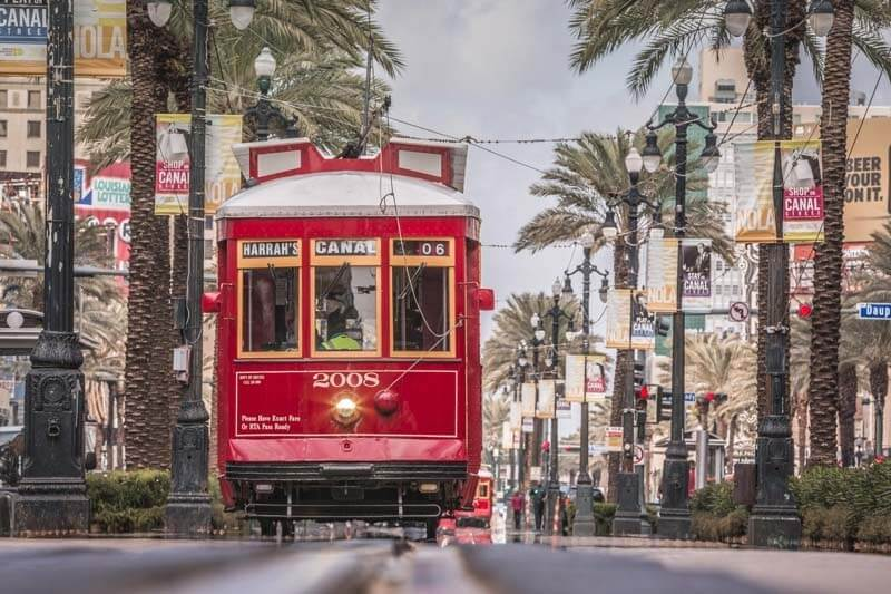 New Orleans visitor's guide — iStock image