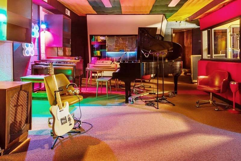 6 Iconic Southern Recording Studios to Visit
