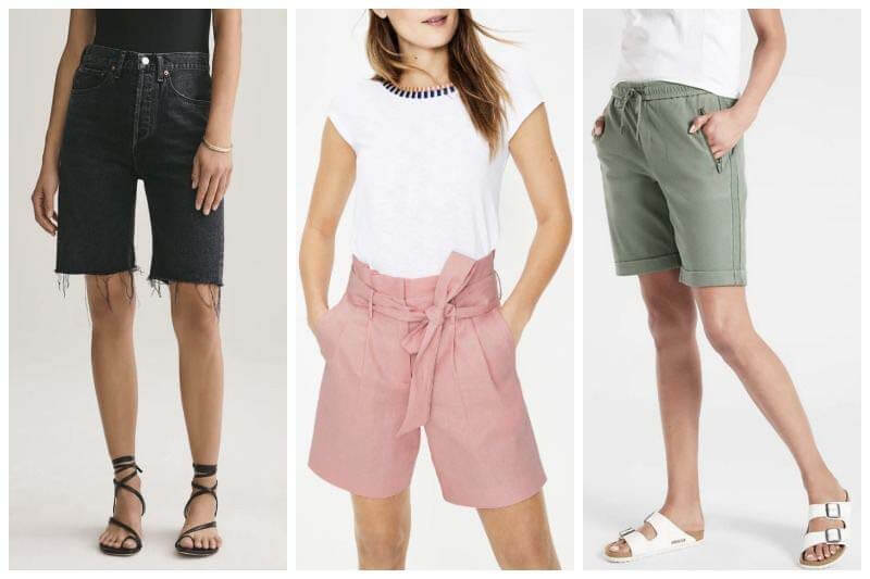 How to Wear Bermuda Shorts (Without Looking Dowdy)