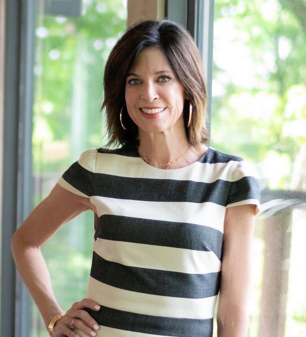Spring fashion tastemaker, Cynthia Kelley