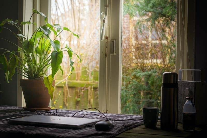 Clever Tips & Creative Ideas for Working From Home