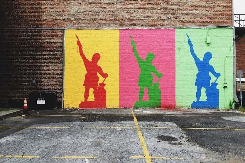 3 Birmingham Mural Tours You Can Take by Car