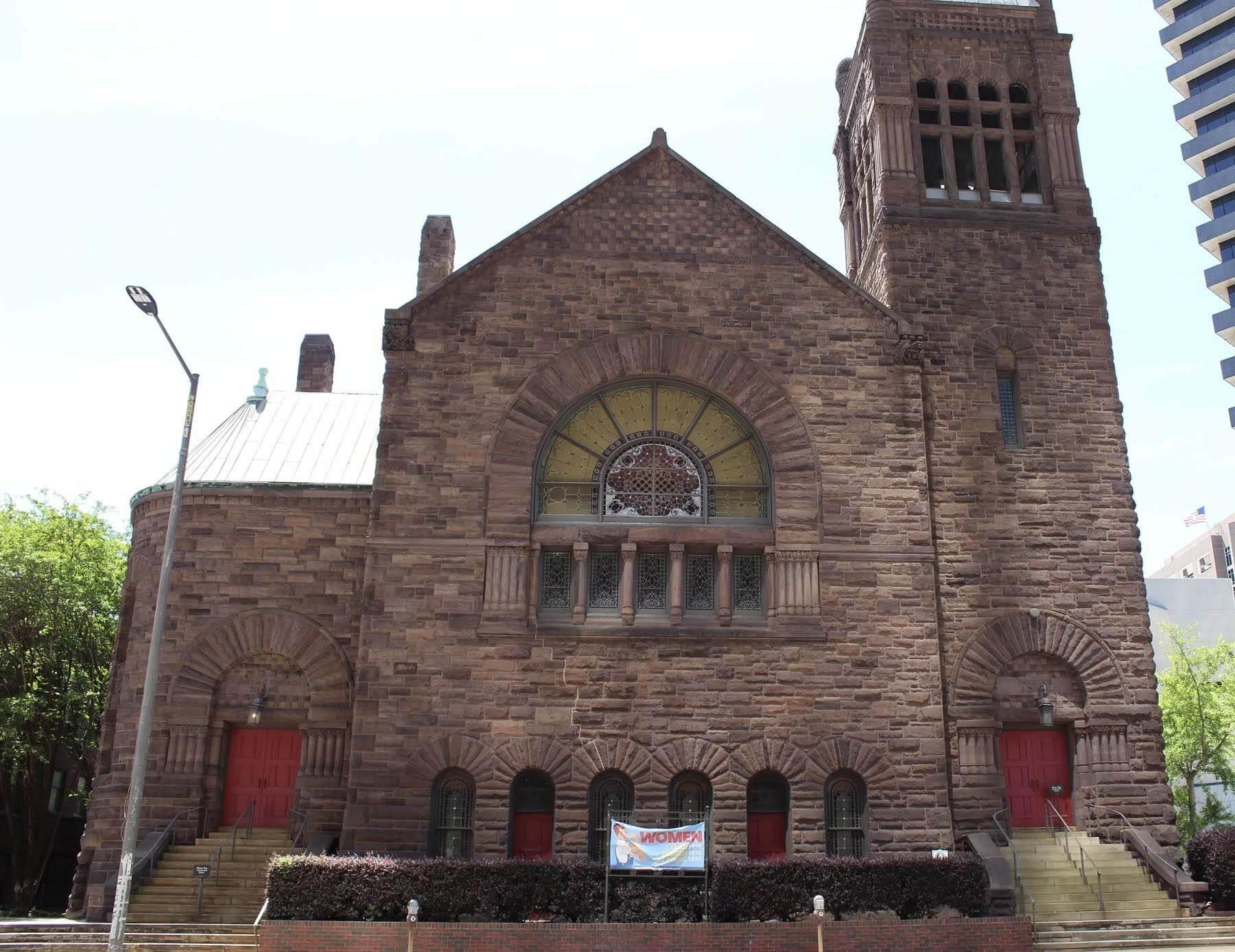 First United Methodist Church in Birmingham, AL