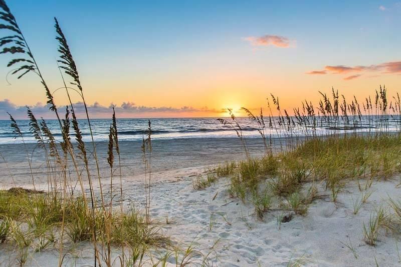 Southern Beach Town: Amelia Island