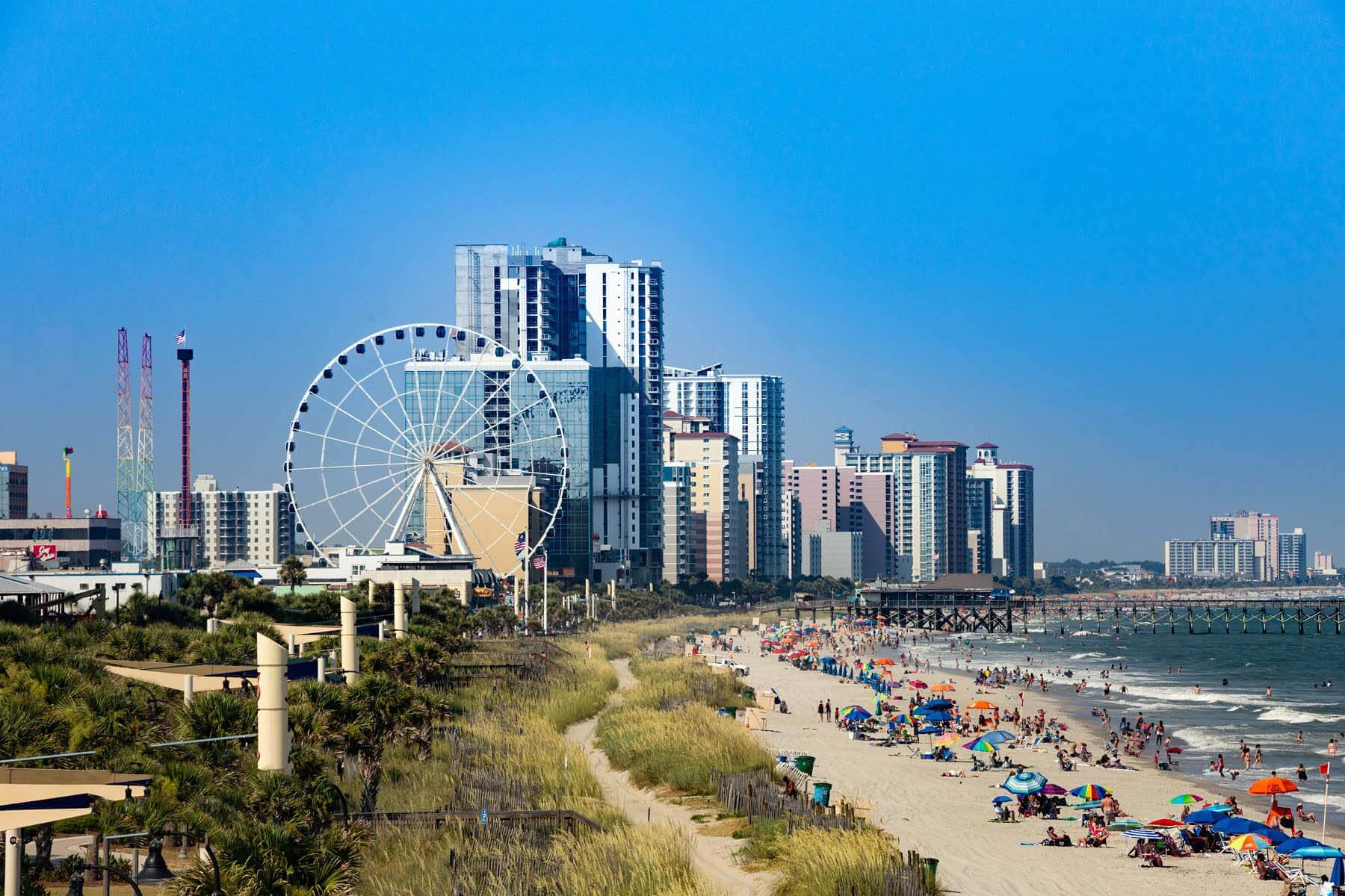 Virtual Vacation: Take a Trip to Myrtle Beach, SC