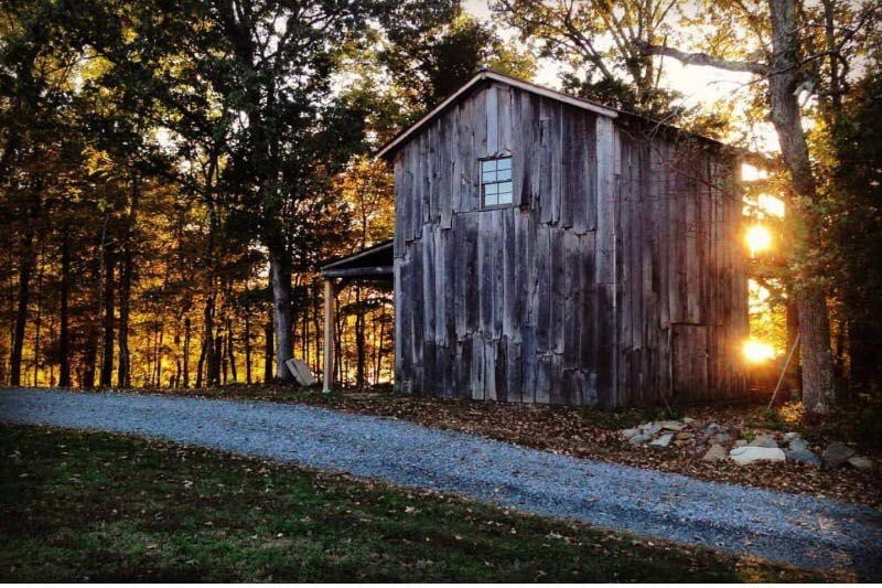 Tobacco Barns: Historical Southern Structures, Reimagined