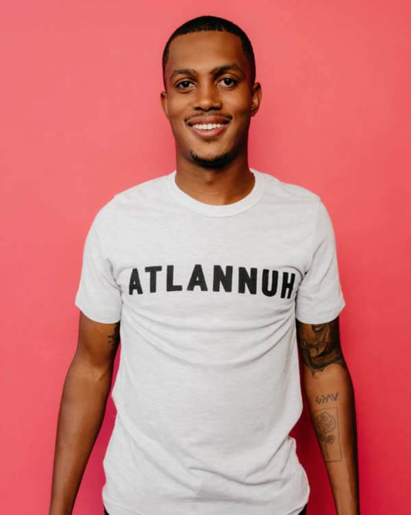 Southern FINDS: Atlannuh tee