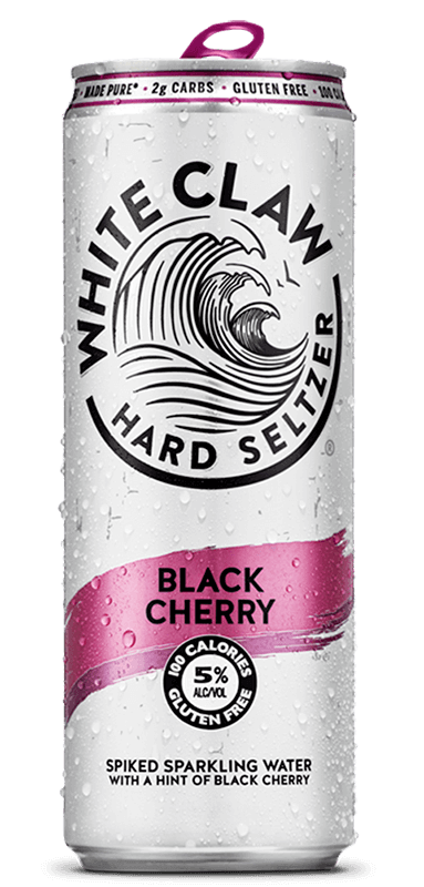 white claw spiked seltzer