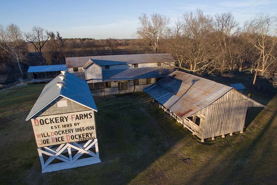 Dockery Farms in Cleveland, MS