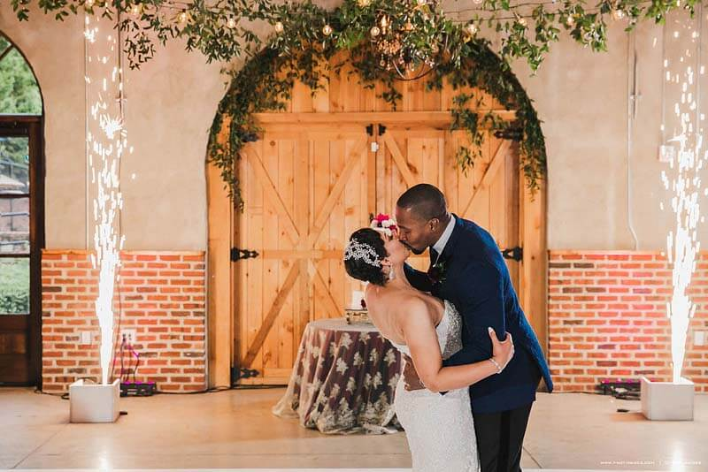 BHAM's Most Creative COVID Wedding to Date