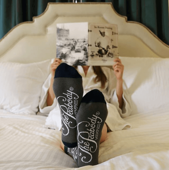 Memphis staycation itinerary: the Peabody Hotel