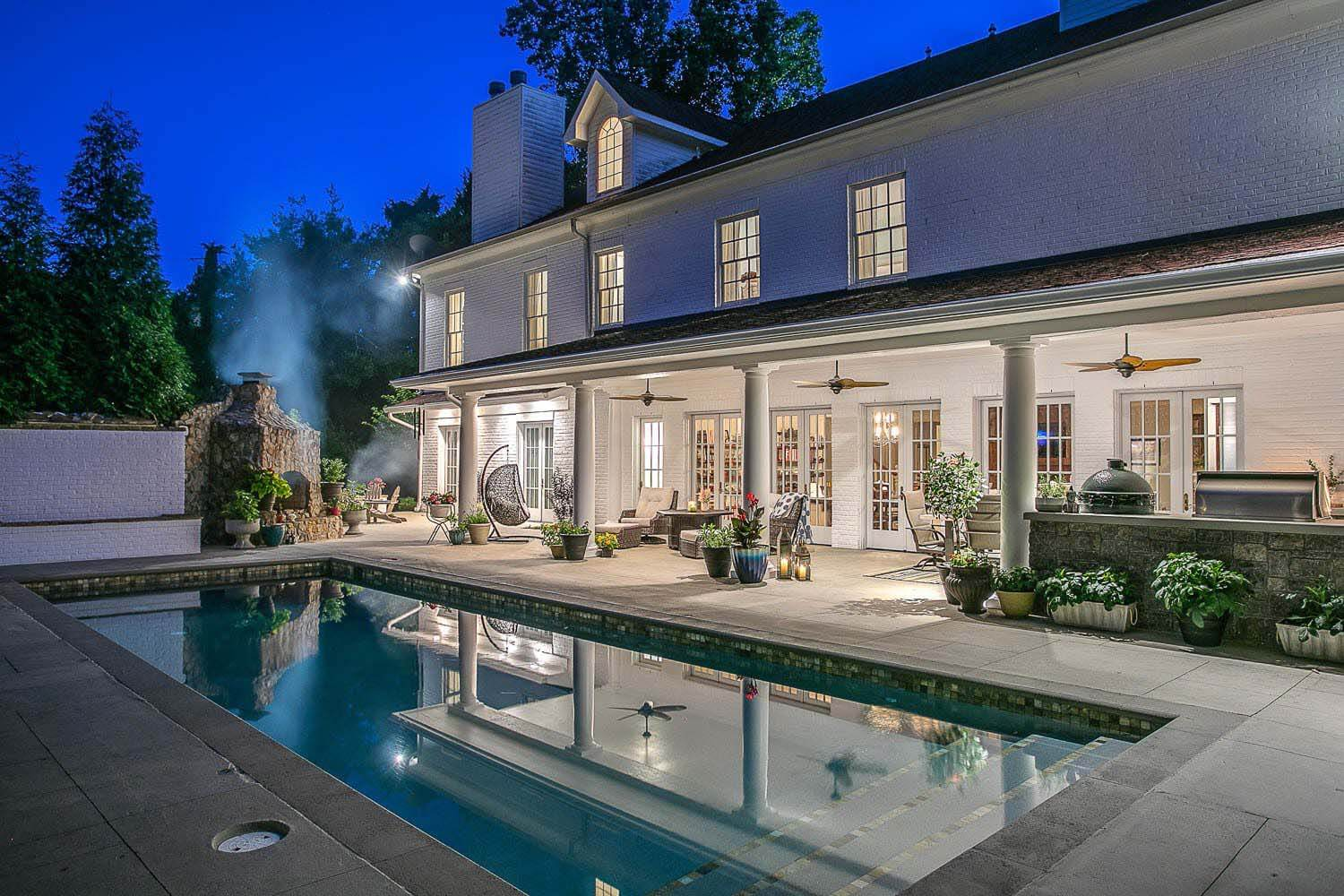 From Ranch Home to Regal Retreat: An Amazing Franklin Road Home