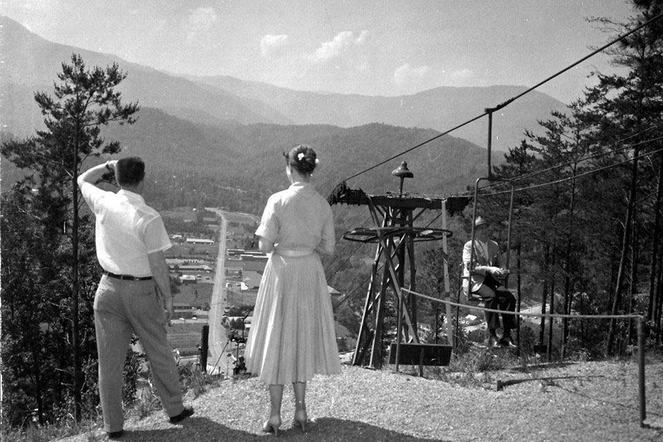 The History of Tennessee's Favorite Little Mountain Town