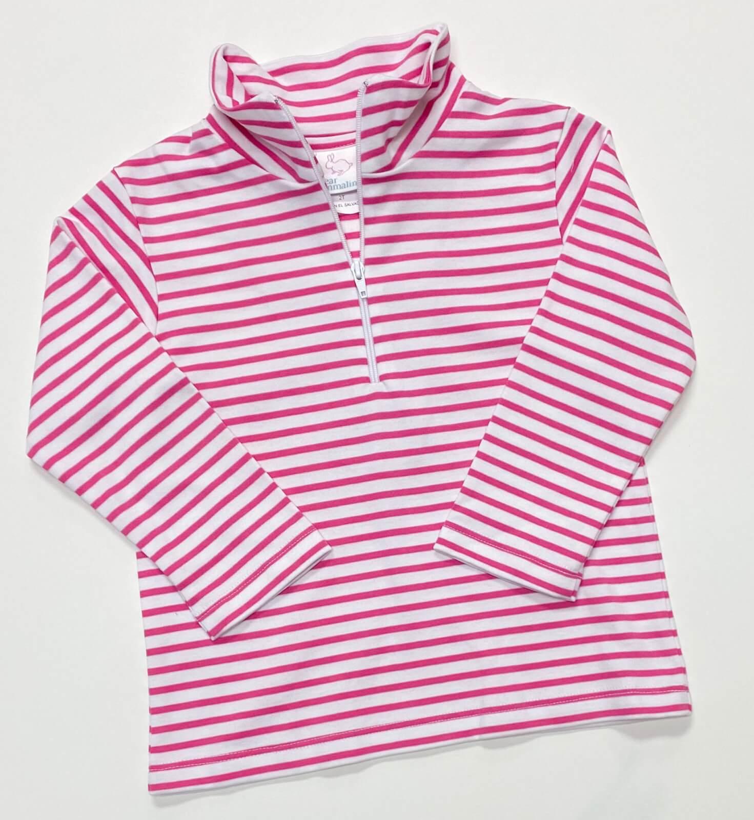 Zuccini striped pullover from Dear Emmaline