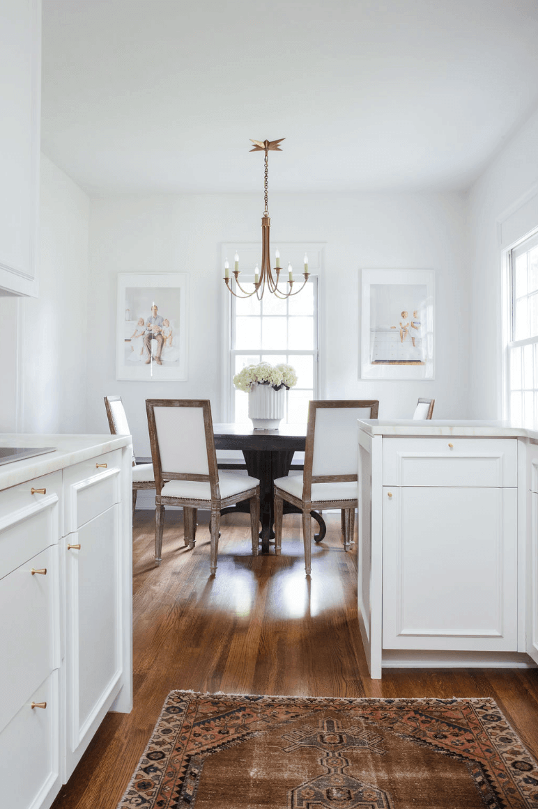 Home's breakfast nook