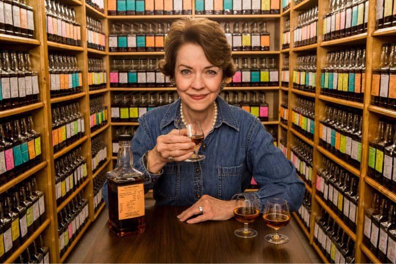 Lynne Tolley at Jack Daniel's Distillery