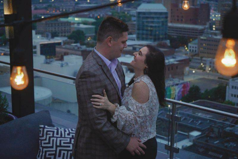 An October Proposal at The Elyton Hotel