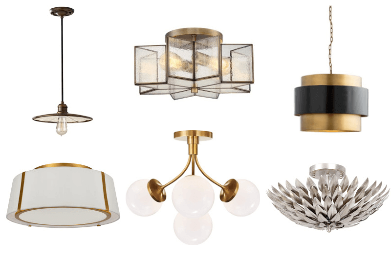 Bye Bye, Boob Light: Overhead Lighting Trends You'll Love