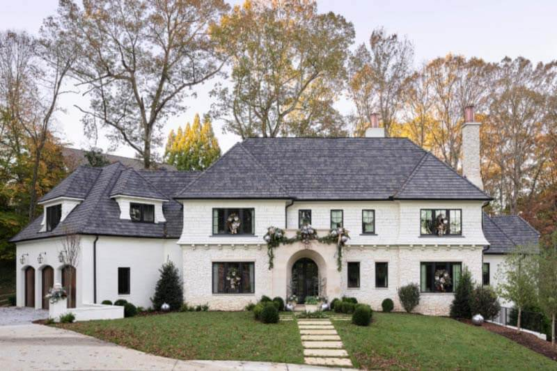 Explore the 2020 Home for the Holidays Designer Showhouse