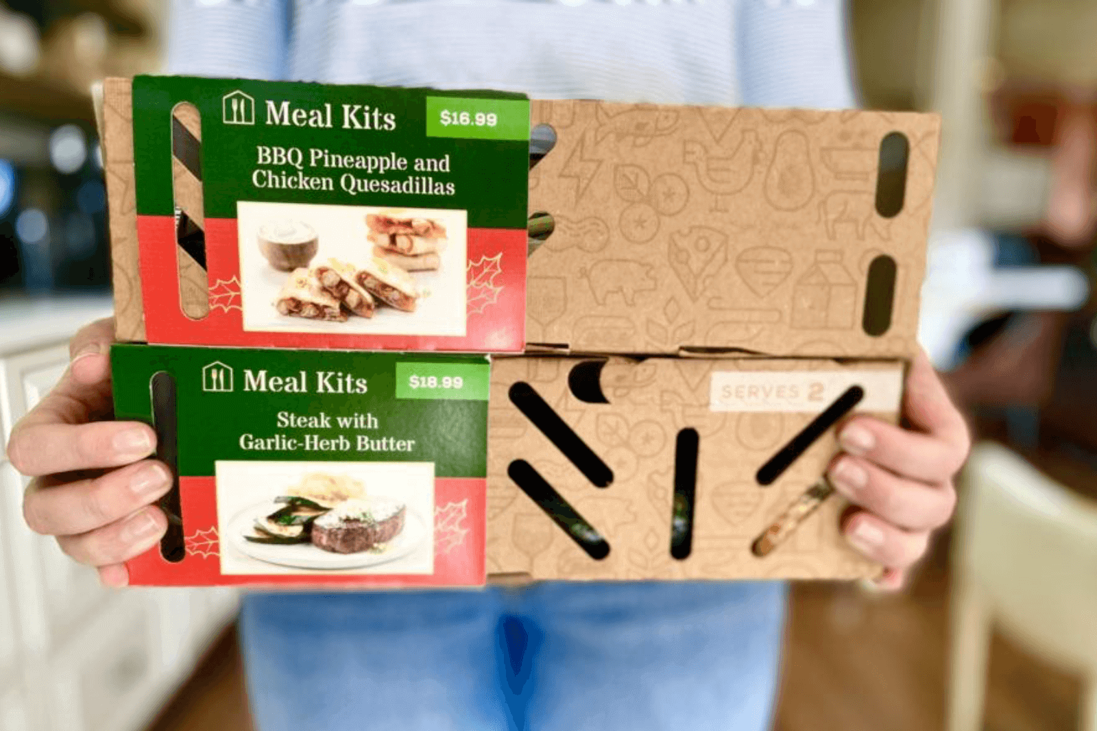 Home Chef Meal Kits at Kroger Make Cooking Dinner SO EASY