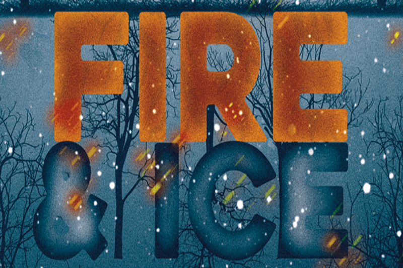 BIRMINGHAM — Jan 16: Fire and Ice Pop Up Shop