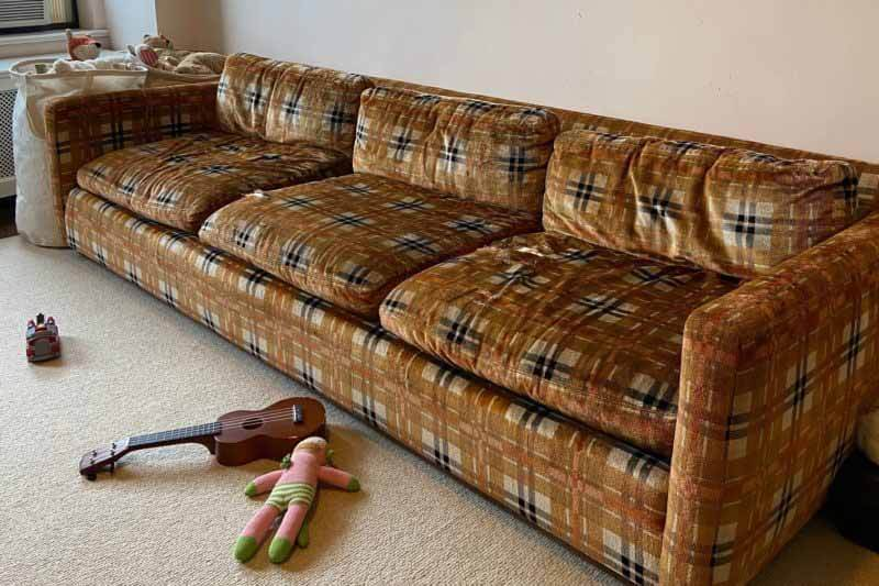 Why I'm in Love with a Very Ugly Couch
