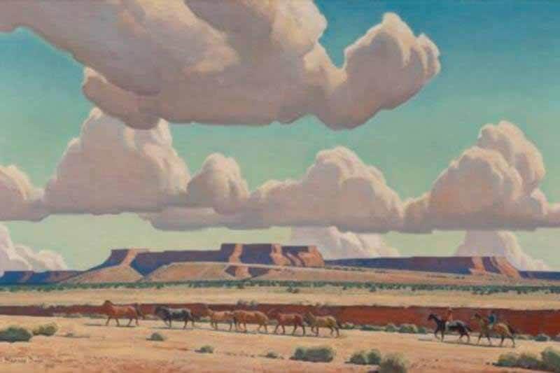 NASHVILLE — MAR 5 – JUN 27: Creating the American West in Art