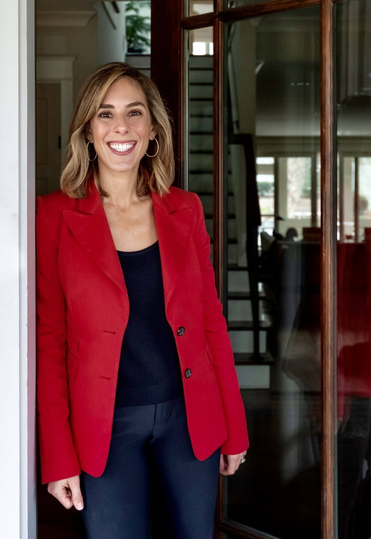 CEO and owner of Zeitlin Sotheby's International Realty, Jessica Averbuch