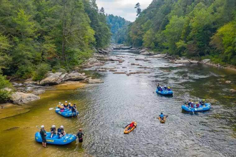 5 Southern Outdoor Destinations Off the Beaten Path