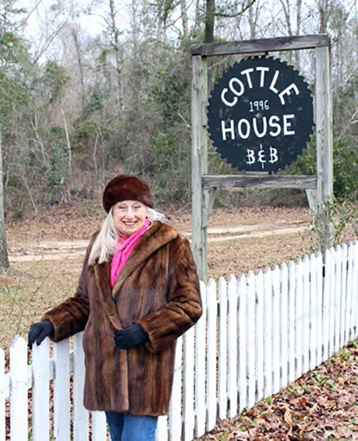 Brenda Gantt at Cottle House