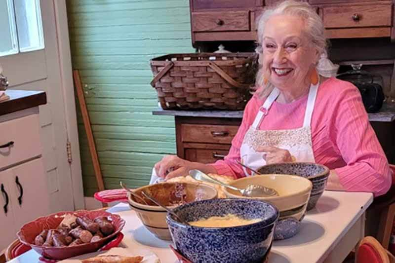 Cooking with Brenda Gantt