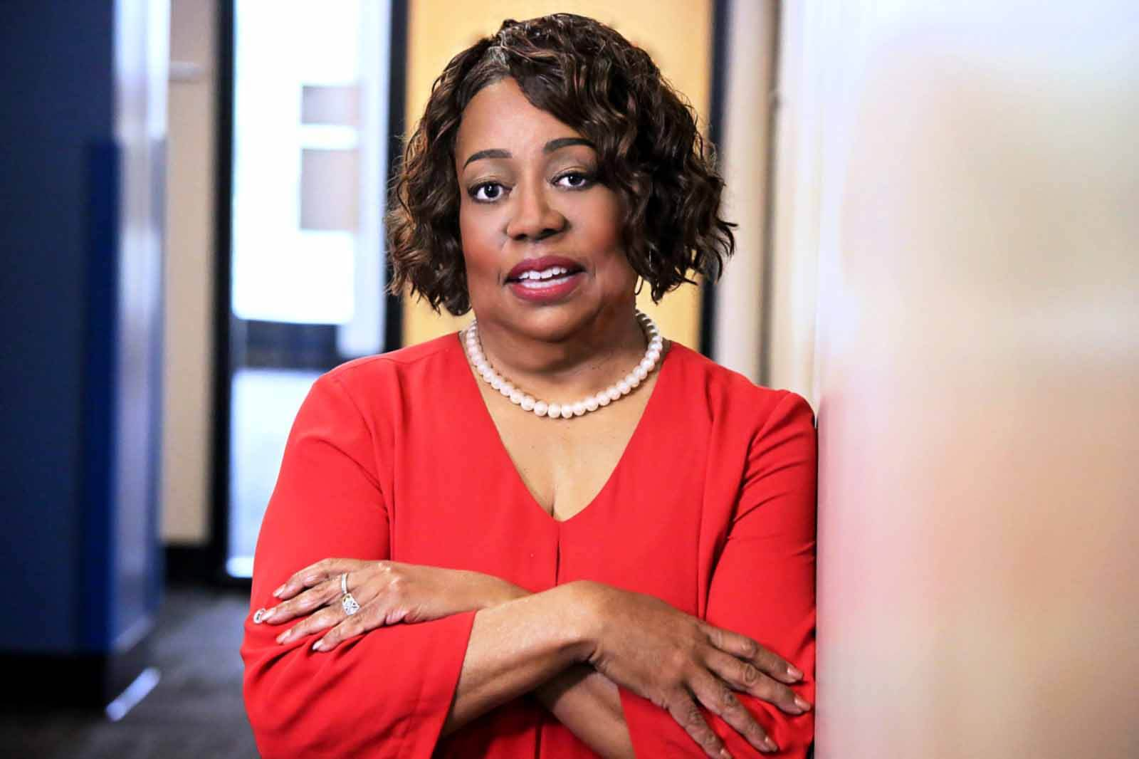 Meet Samuetta Nesbitt of the United Way of Central Alabama