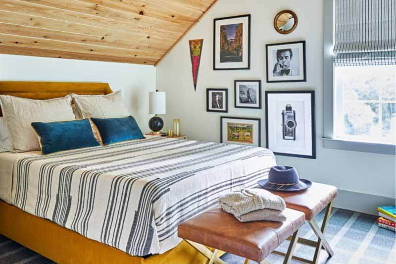 Before & After: A Raleigh Attic Receives New Life