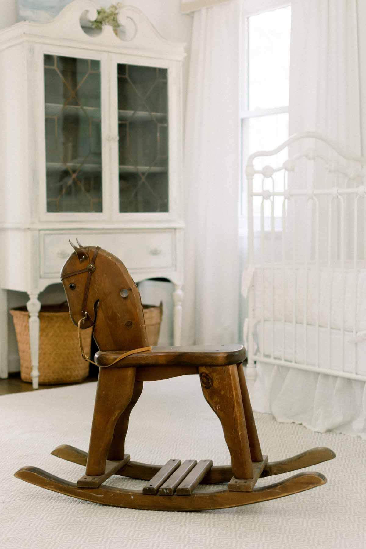 Rocking horse from Sozo Trading Co.