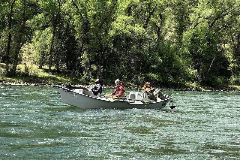 'On River Time' in the American West